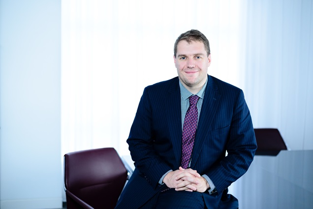 James Liffen, Legal Director