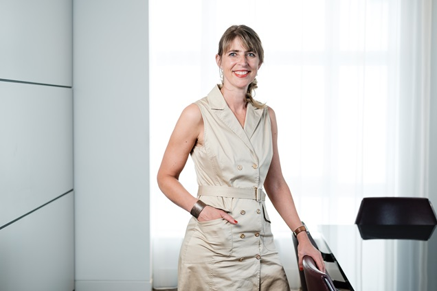 Kate Higgins, Legal Director