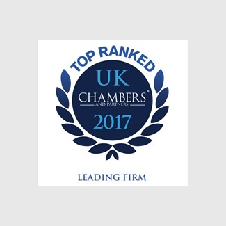 Chambers and Partners Leading Firm 2017