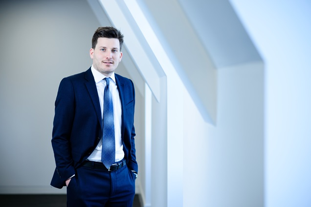James Paterson, Managing Associate