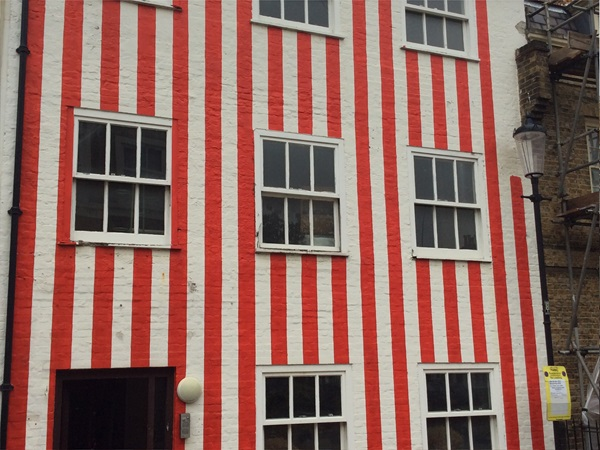 The Council stripes back:  verdict on Kensington property