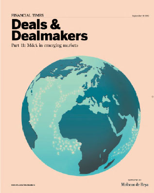 Issue 11 - M&A in emerging markets