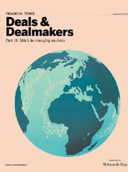 Deals and Dealmakers: Part 11 - M&A in emerging markets