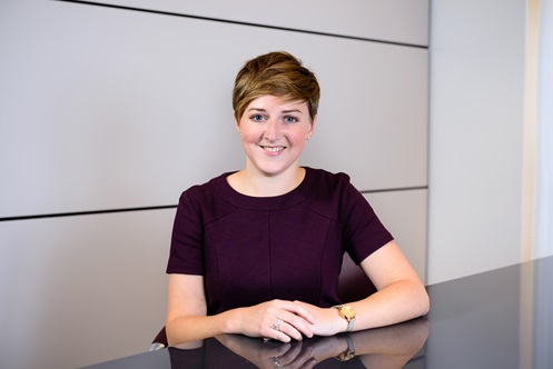 Jennifer Anderson, Trainee Solicitor
