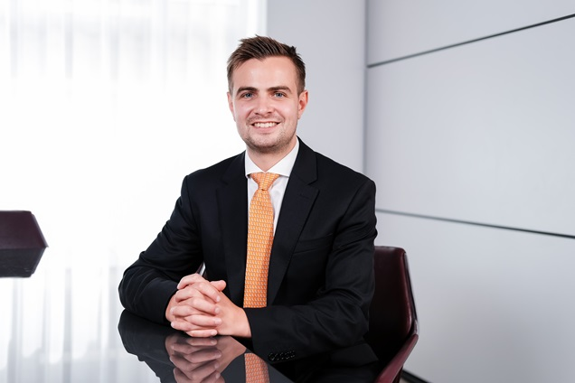 Richard Duggleby, Trainee Solicitor