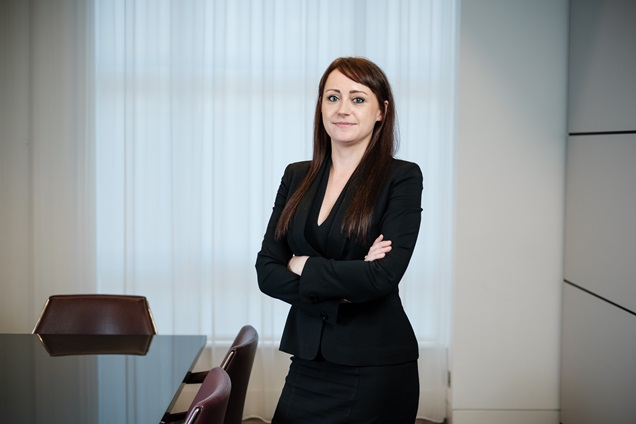 Sabrina Furneaux-Gotch, Managing Associate
