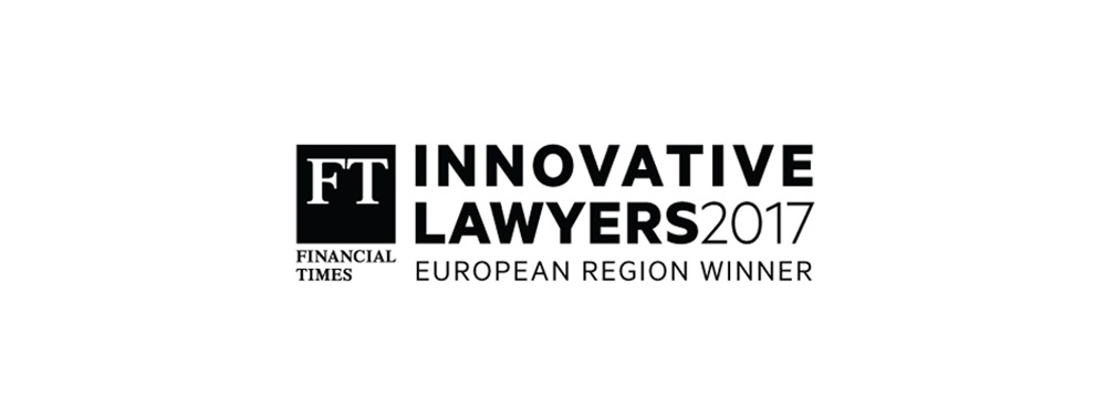 Success at the FT Innovative Lawyer Awards