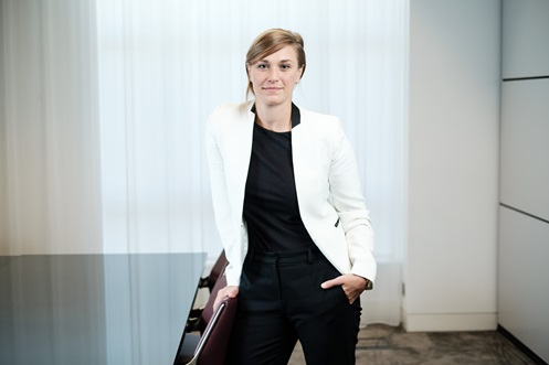 Stephanie Balsys, Managing Associate, Mishcon Private