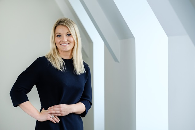 Nicola Simmons, Managing Associate