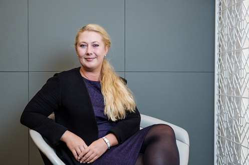 Katya Vagner, Associate, Mishcon Private