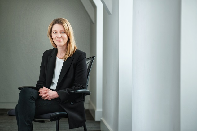 Sally Britton, Partner