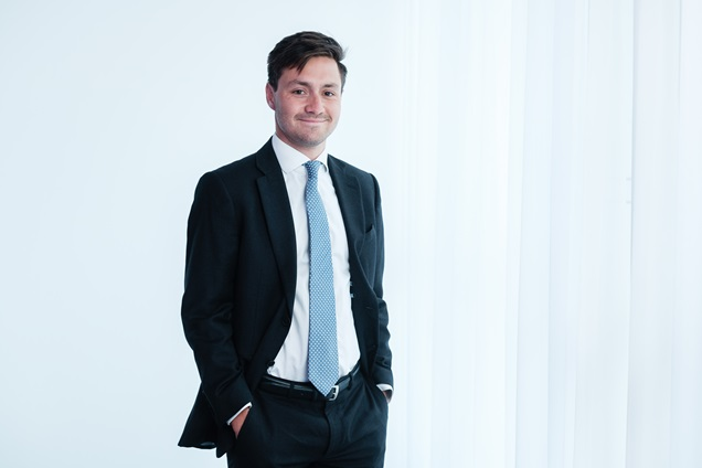 George Cottle, Trainee Solicitor
