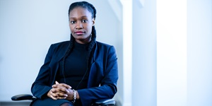 UK Social Mobility Awards 2017: Claudine Adeyemi highly commended