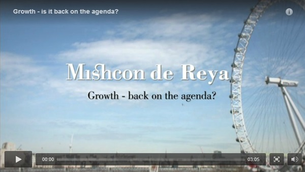 Deal Insights: Growth – Is it back on the agenda?