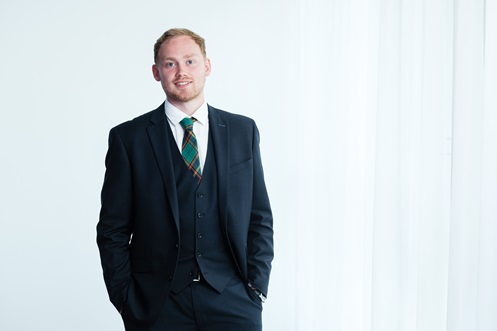 Michael Walker, Trainee Solicitor