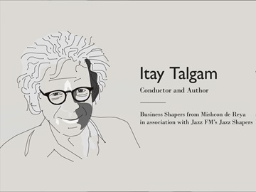 Business Shapers: Itay Talgam