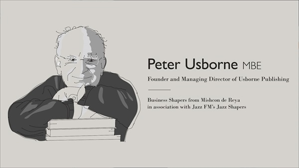 Business Shapers: Peter Usborne