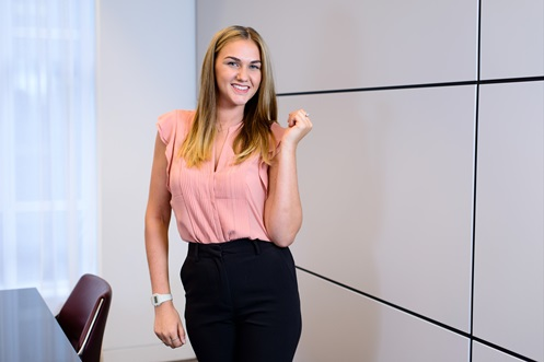 Danielle Carter, Associate, Mishcon Private