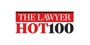 Partners Alison Levitt QC and Sharon Tan and Chief Strategy Officer Nick West named in The Lawyer Hot 100 2016