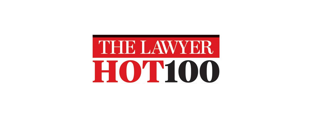 The Lawyer Hot 100 2016
