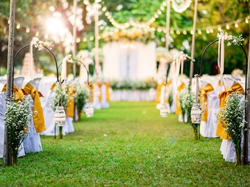 Budget asks Law Commission to review outdated restrictions on wedding venues