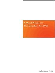Guide to the Equality Act 2010