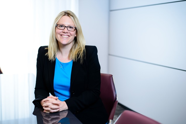 Julie Bond, Head of Legal Operations