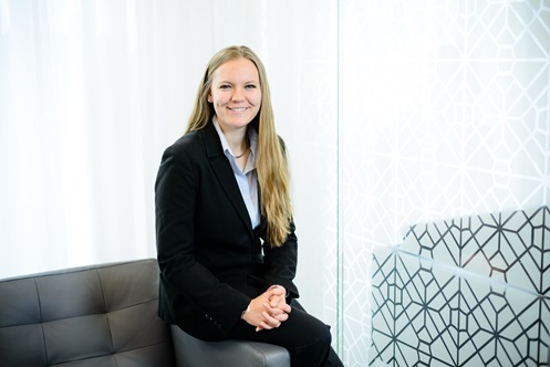 Sarah Hein, Associate, Mishcon Private