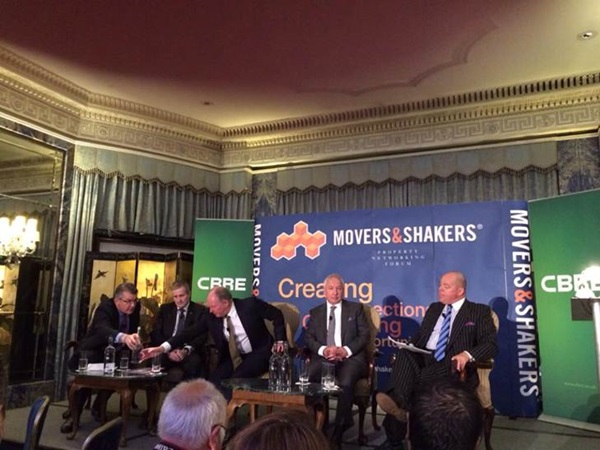 Movers' & Shakers' Residential Breakfast