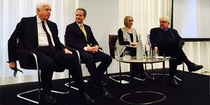 Mishcon hosts expert panel for Stop Ivory