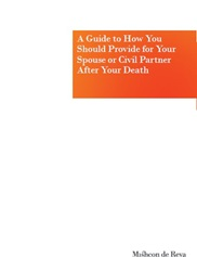 How should you provide for your spouse or civil partner after your death?