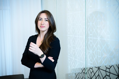 Jessica Medus, Managing Associate, Mishcon Private