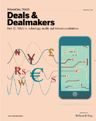 Issue 12 - M&A in Technology, Media and Telecommunications