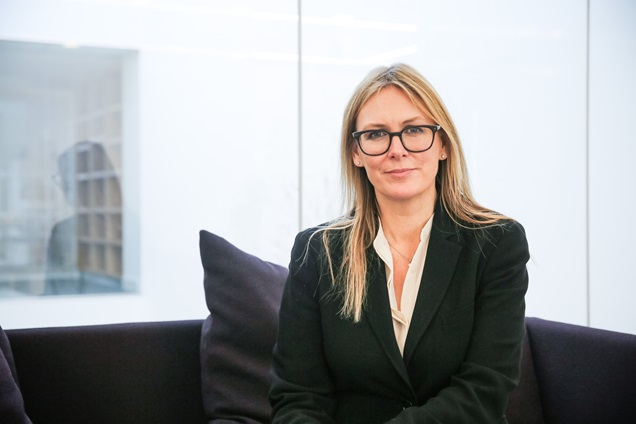 Jo Rickards, Partner