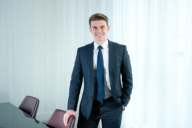 Jack Palmer-Coole, Trainee Solicitor