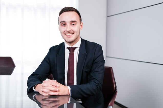 Adis Sehic, Trainee Solicitor