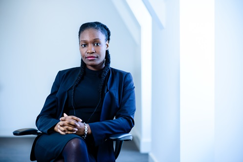 Claudine Adeyemi, Associate, Real Estate