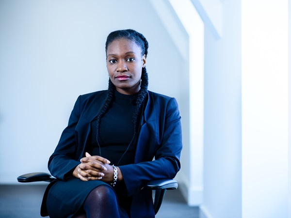 Claudine Adeyemi shortlisted for the Black Solicitors Network Rising Star award
