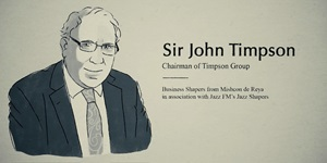 New animated business shapers film featuring Sir John Timpson, Chairman of Timpson Group