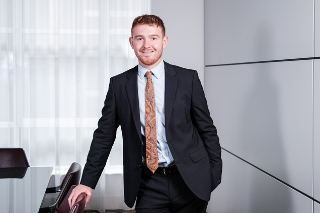 George Irving, Trainee Solicitor