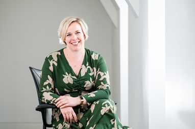Alt text: Emma Woollcott, Partner, Mishcon Private