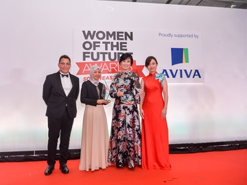 Supporting the Women of the Future South East Asia Awards