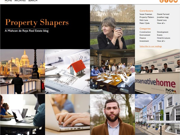 Property Shapers, our Real Estate blog