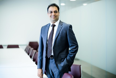 Shantanu Sinha, Legal Director, Corporate