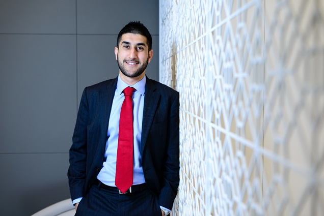 Waqar Shah, Legal Director
