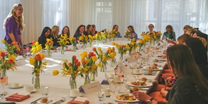 Mishcon de Reya celebrated kindness in leadership on International Women's Day
