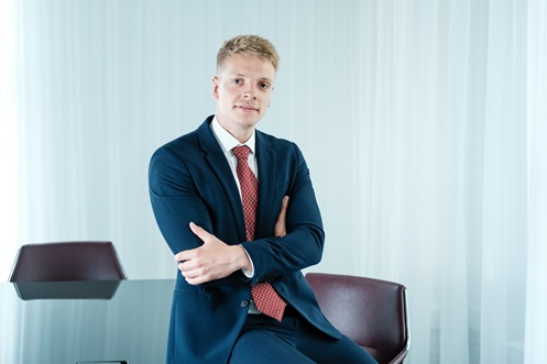 Chris Breaks, Trainee Solicitor