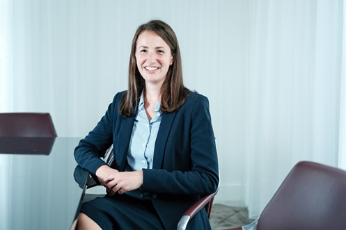 Jenny Hindley, Trainee Solicitor