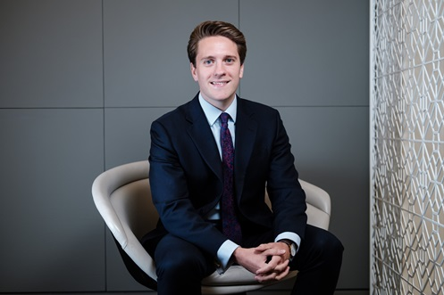 Simon Dempster, Associate, Real Estate