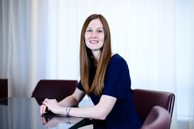 Kathryn Hodgson, Managing Associate